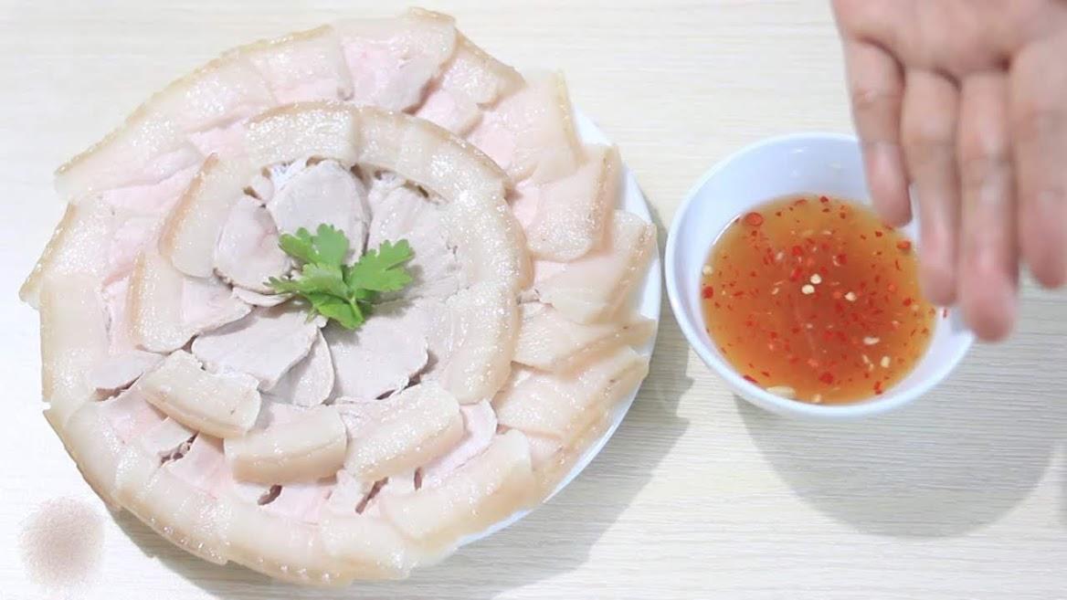 Nếu ăn thịt lợn nên chế biến bằng cách luộc