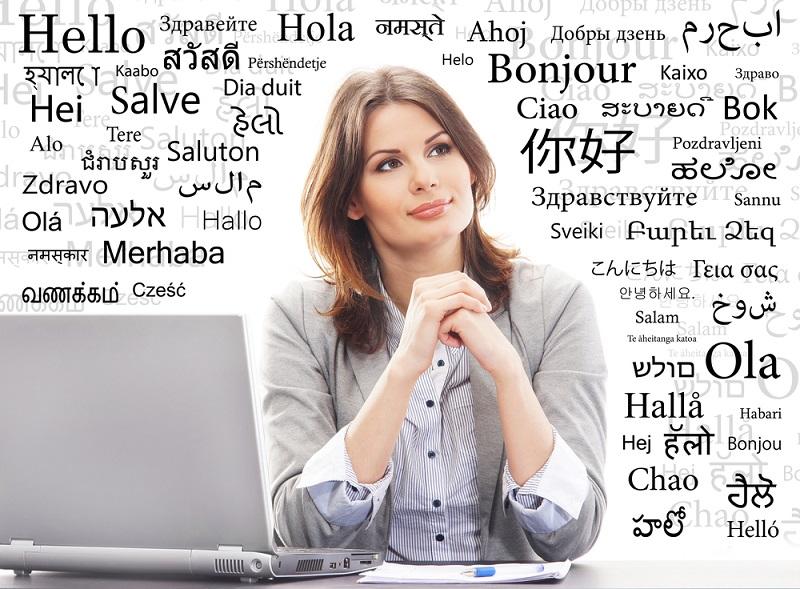 Nghề phiên dịch đòi hỏi bạn phải thành thạo, trau chuốt trong câu từ của mình.