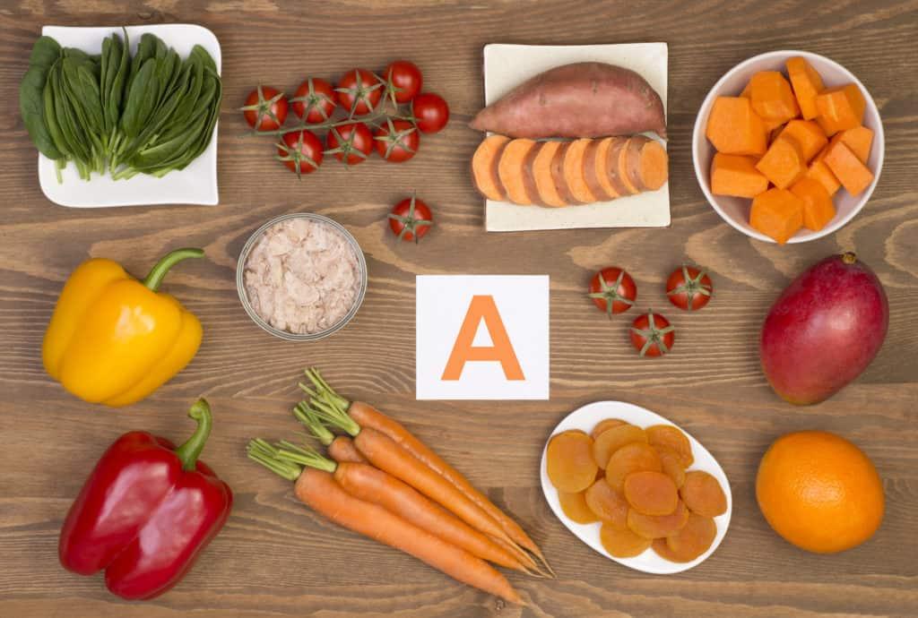 Vitamin A giúp tạo ra kháng thể