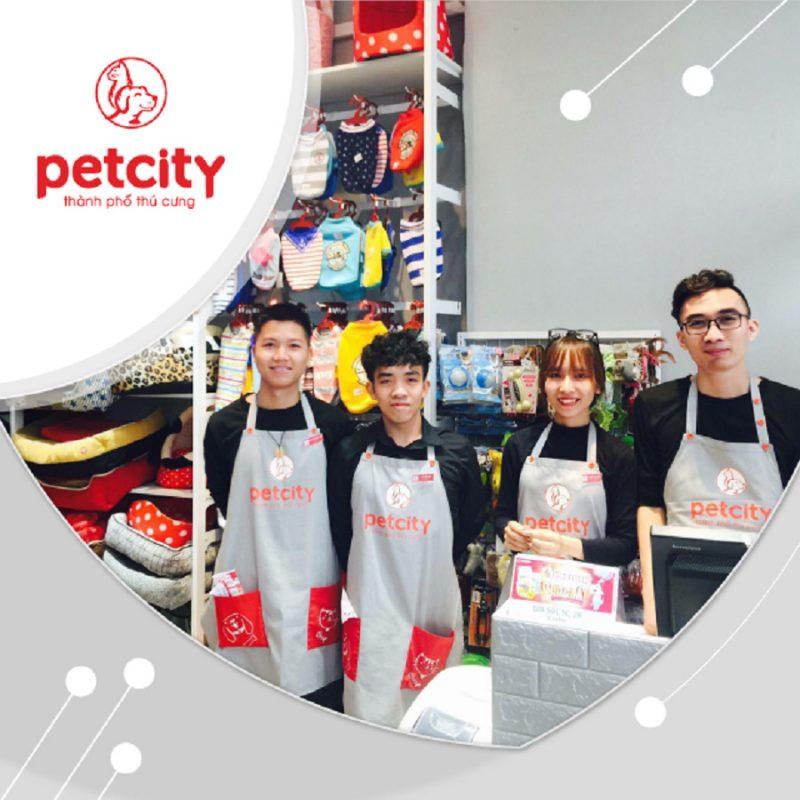 Petcity – Siêu thị đồ cho chó mèo, thú cưng