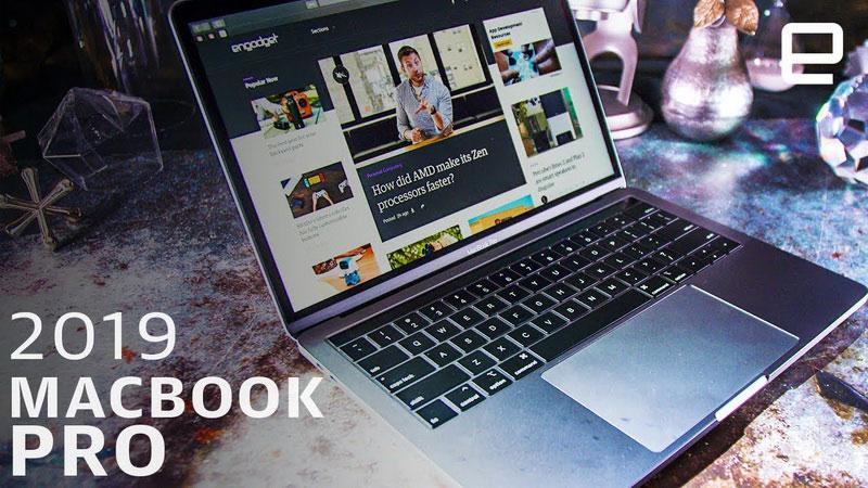 MacBook Pro 13 inch model 2019