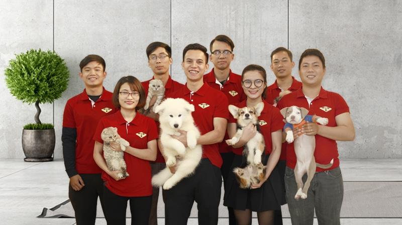 Azpet Mart - nơi chăm sóc thú cưng toàn diện tại Hà Nội