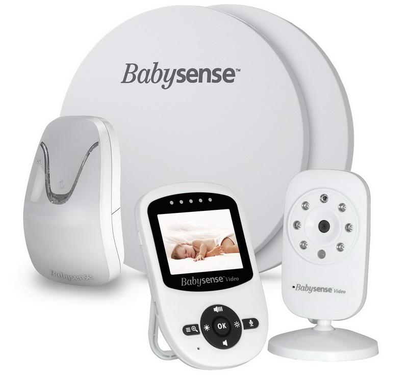 Babysense là một thiết bị có độ nhạy cao
