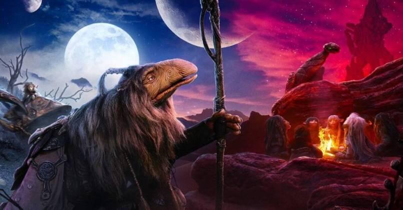 The Dark Crystal tạo được tiếng vang lớn trong thể loại fantasy