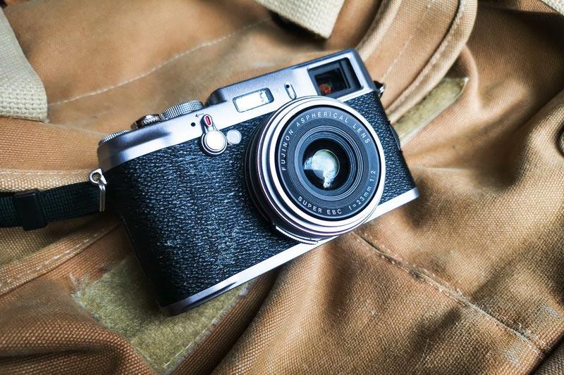 máy ảnh Fujifilm X100
