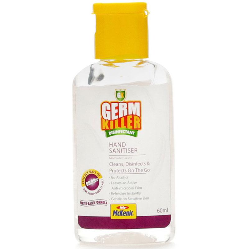 Dung dịch Rửa Tay Khô Germ Killer là thương hiệu mới và nổi tiếng đến từ đến từ Singapore.