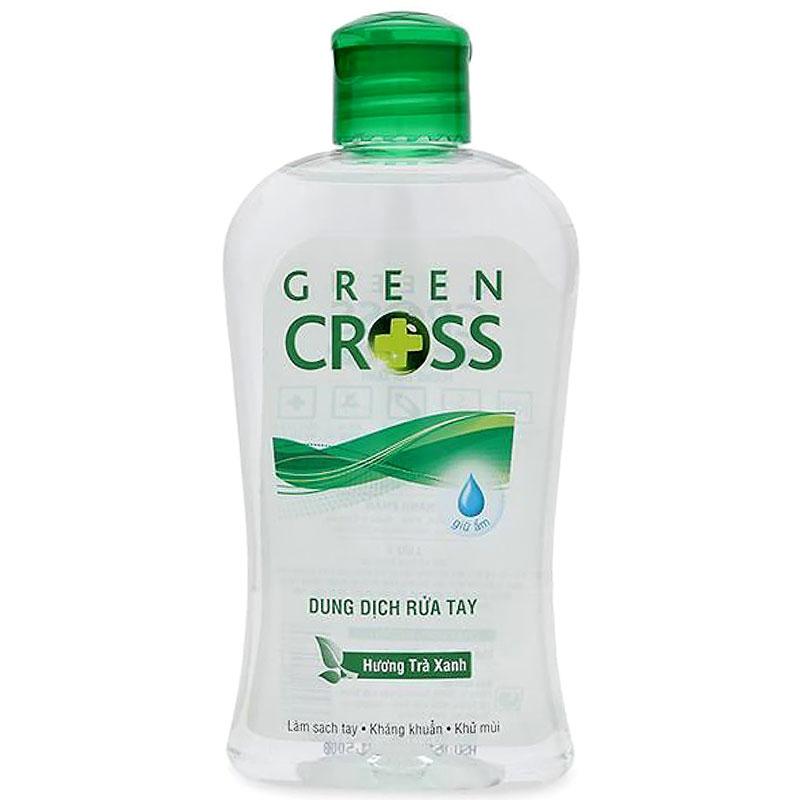 Hiện nay, trên thị trường, dung dịch rửa tay diệt khuẩn Green Cross đang được nhiều chị em tin tưởng và lựa chọn sử dụng