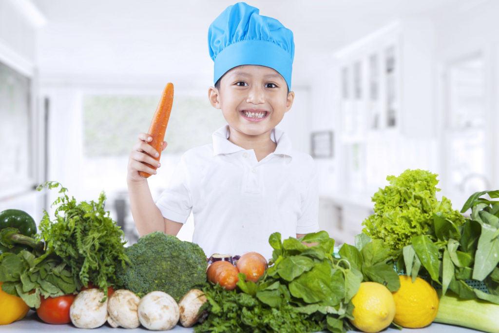 Chế độ dinh dưỡng từ 1 đến 3 tuổi cần được chú ý