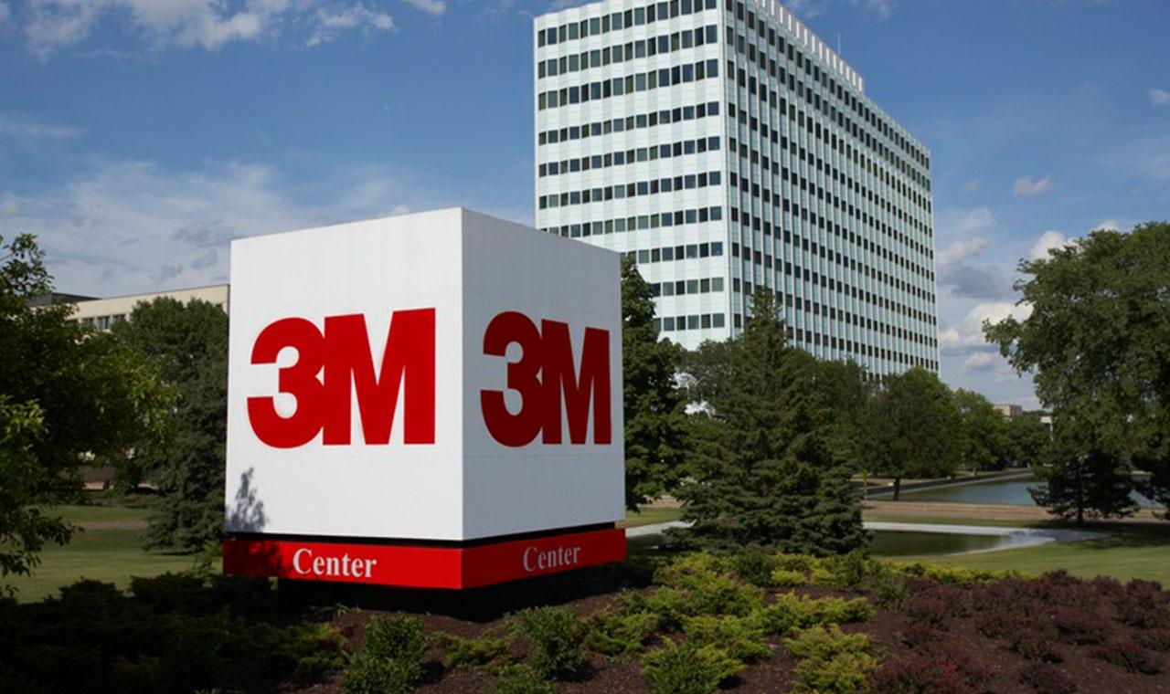 Công ty 3M nổi tiếng khắp thế giới