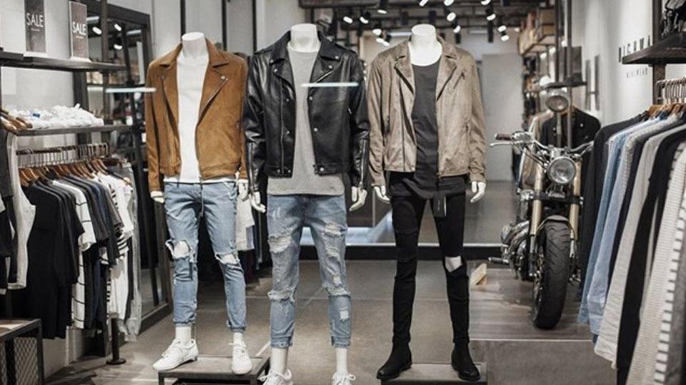 Cửa hàng quần áo Highway (Menswear)