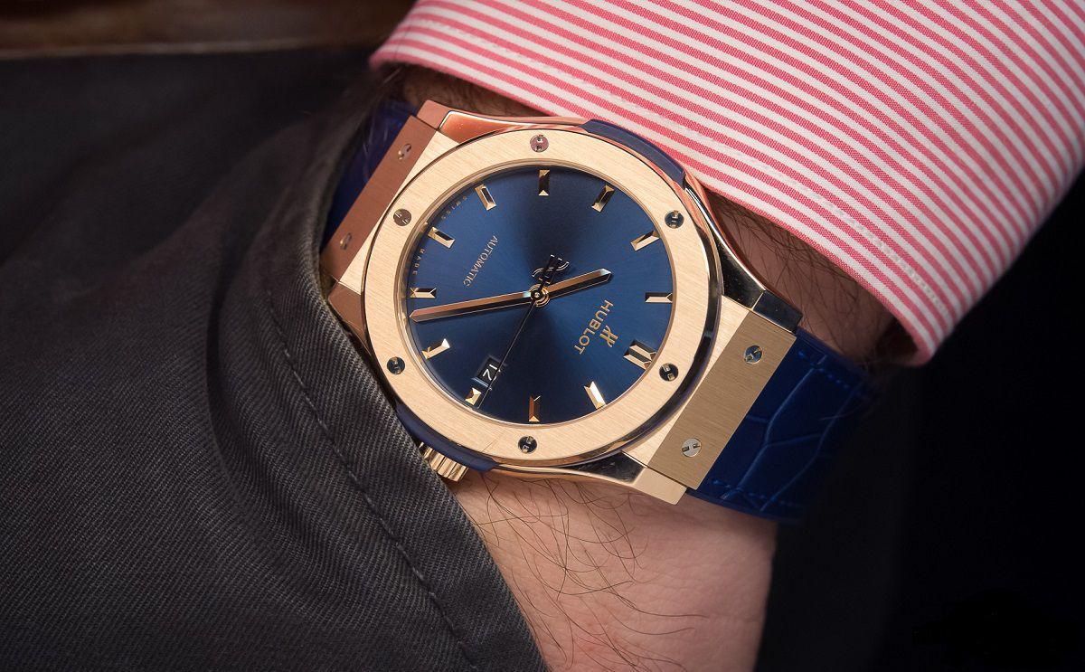 Hublot - thương hiệu đồng hồ đẳng cấp