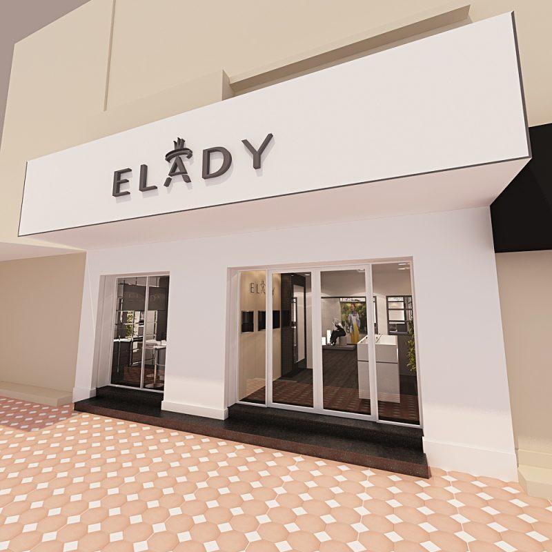 Cửa hàng thời trang Elady