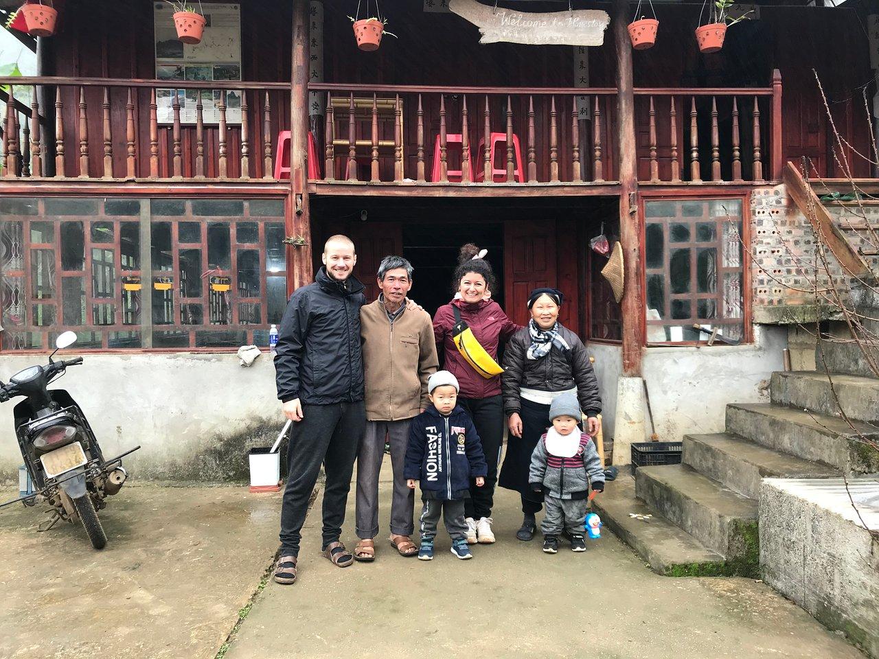 Mr. Kim's Homestay được du khách tin tưởng lựa chọn khi đến Cao Bằng