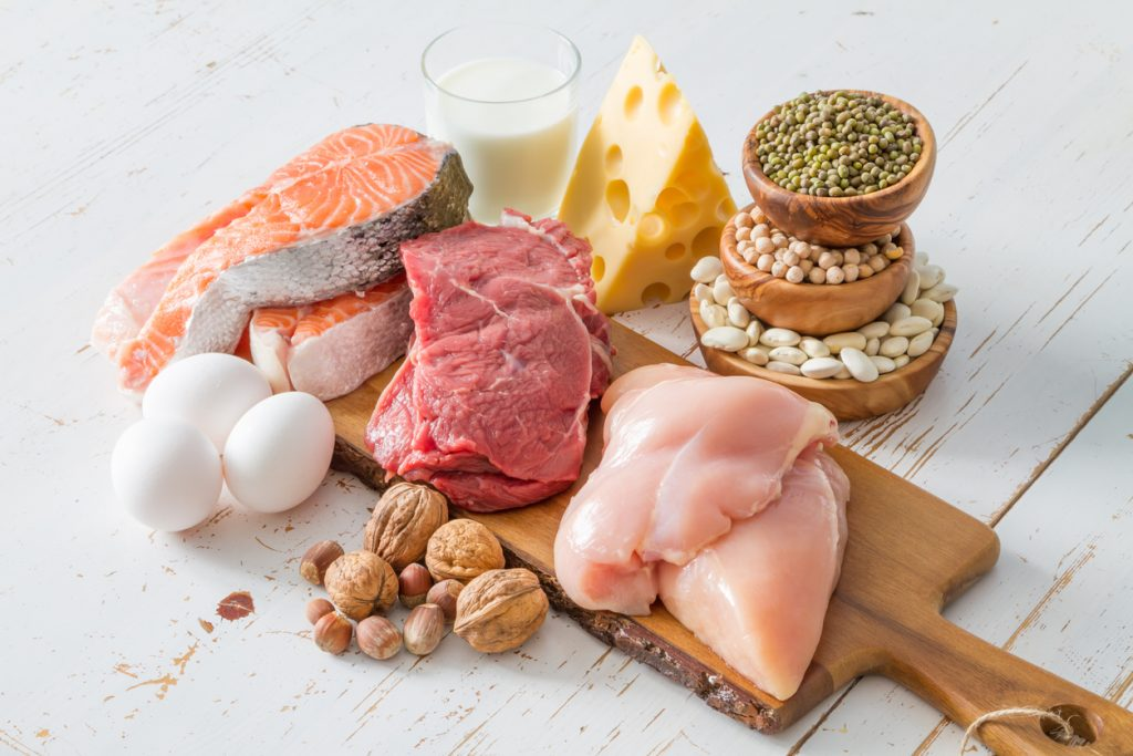 Protein - nguồn dưỡng chất tốt