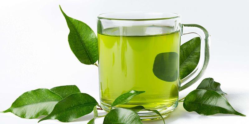 Trà xanh giúp thải độc cho gan