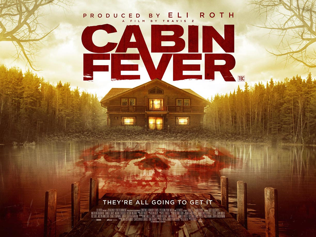Cabin Fever - Trạm dừng tử thần