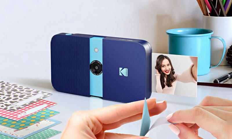Kodak Smile Instant Print Camera