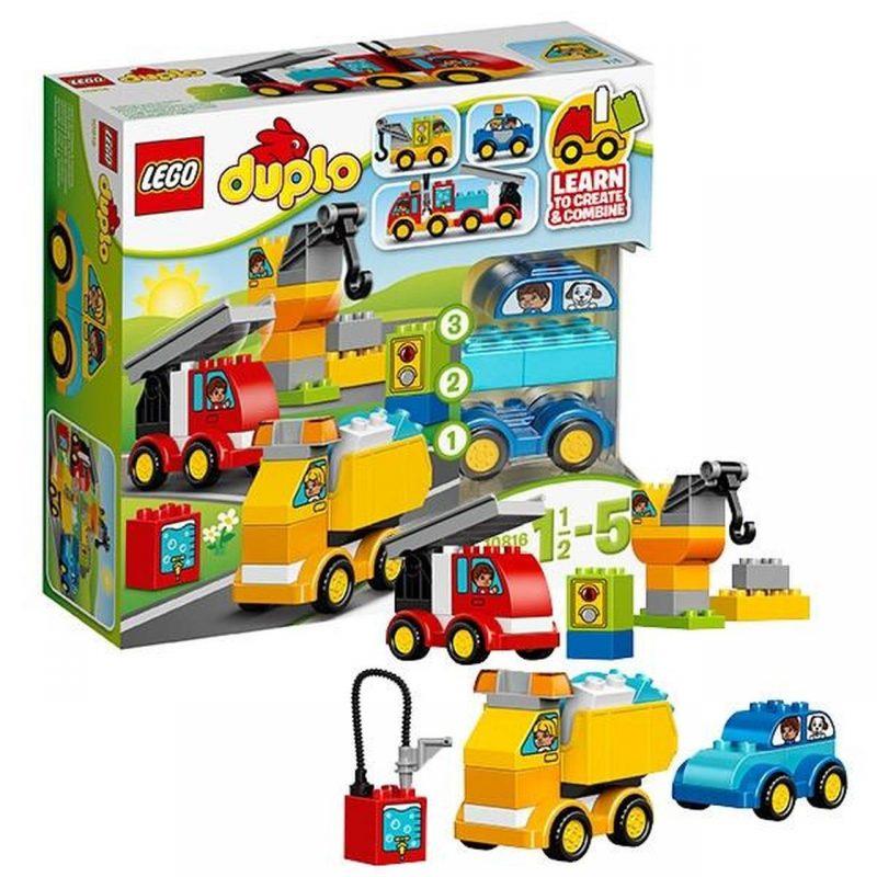 Bộ đồ Lego là đồ chôi chơi tư duy logic hàng đầu thế giới giúp kích thích sự sáng tạo cho trẻ
