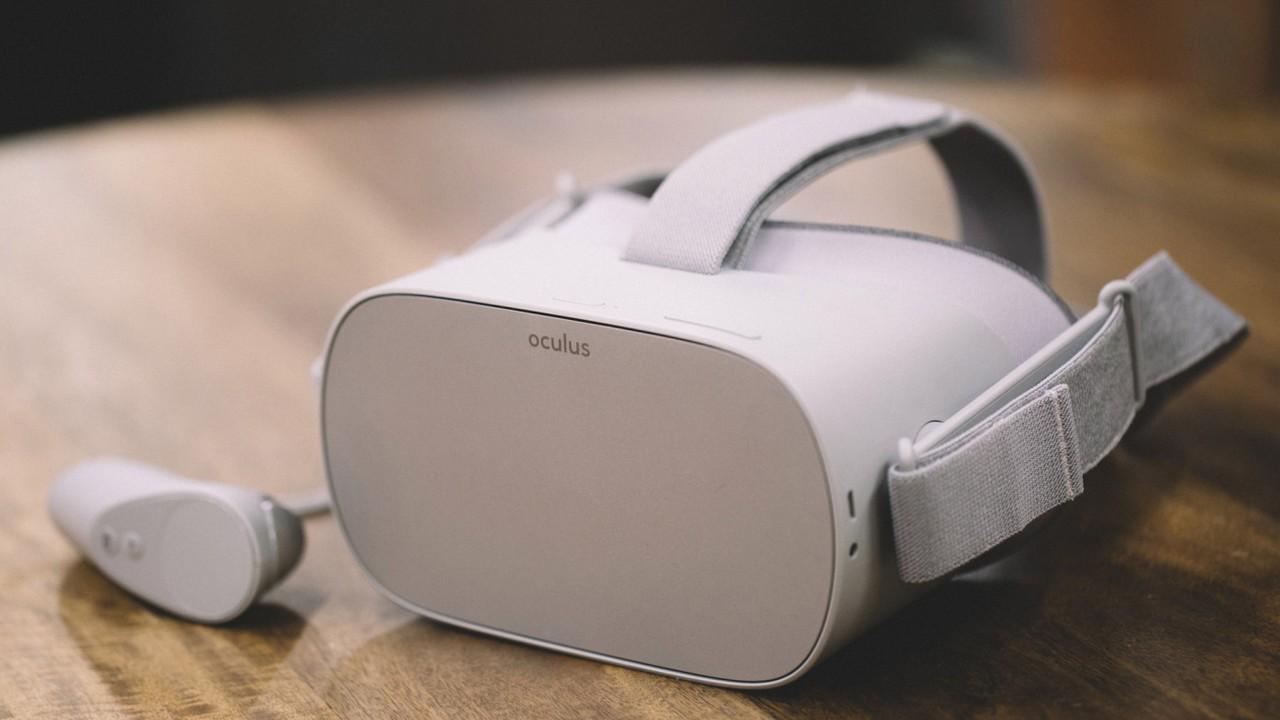 Oculus Go có ống kính tốt nhất trên thị trường hiện nay