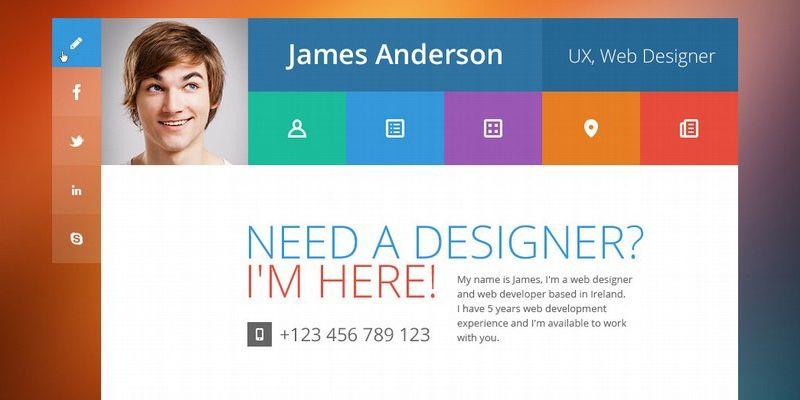 Online CV là một website tạo CV online đơn giản nhất hiện nay