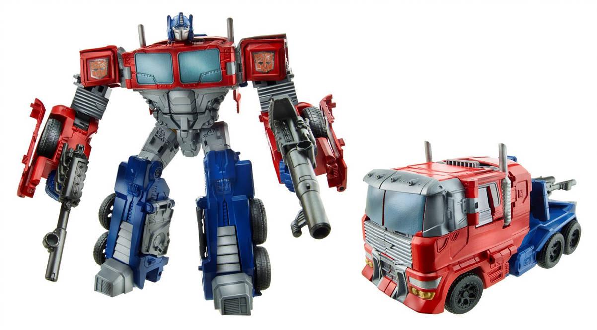 Đồ Chơi Lắp Ráp Robot Transformers Optimus Prime Hasbro B1172