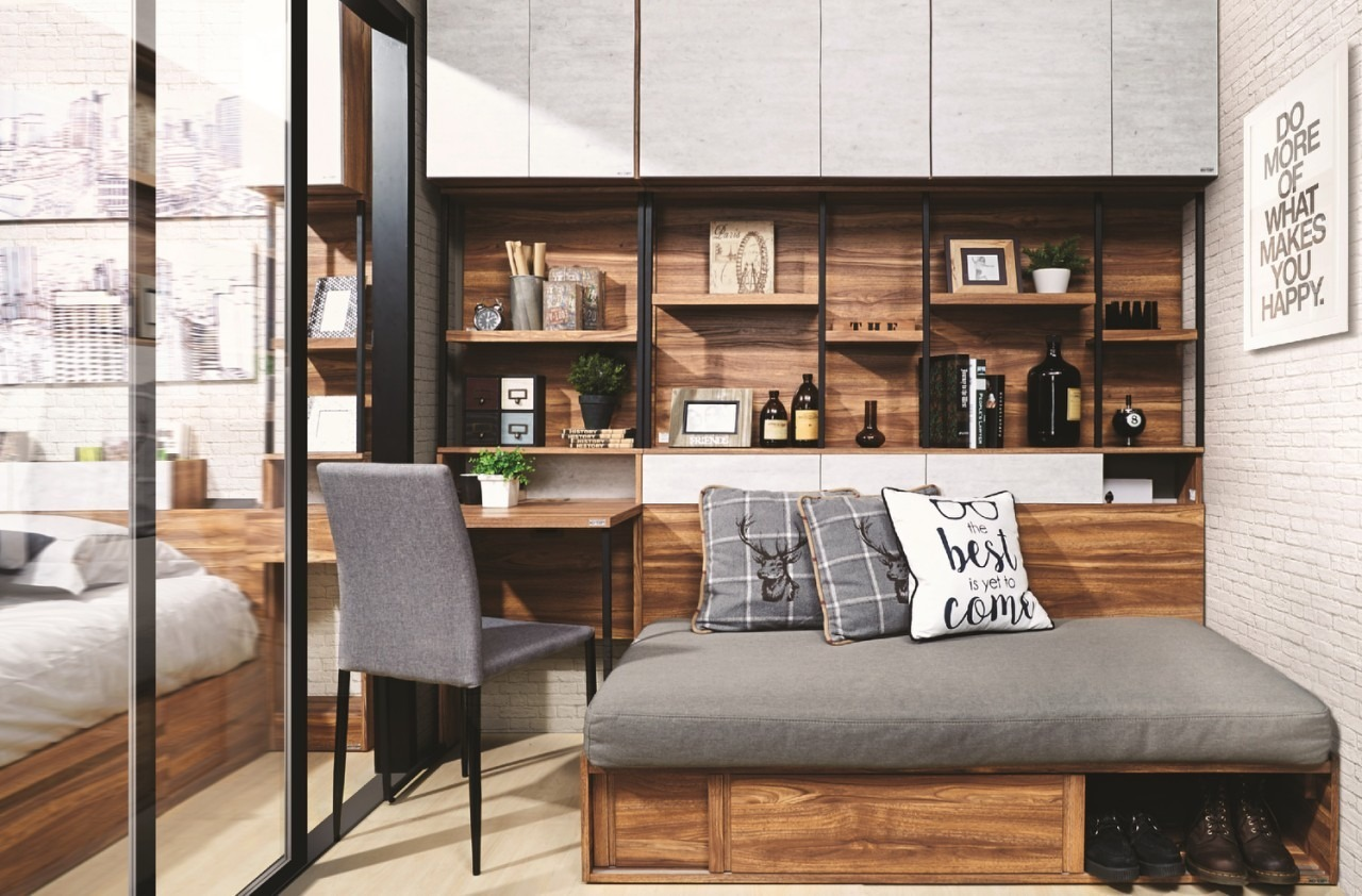 thương hiệu nội thất nhập khẩu - SB Furniture - bản phẩm nội thất đơn giản, thanh lịch.