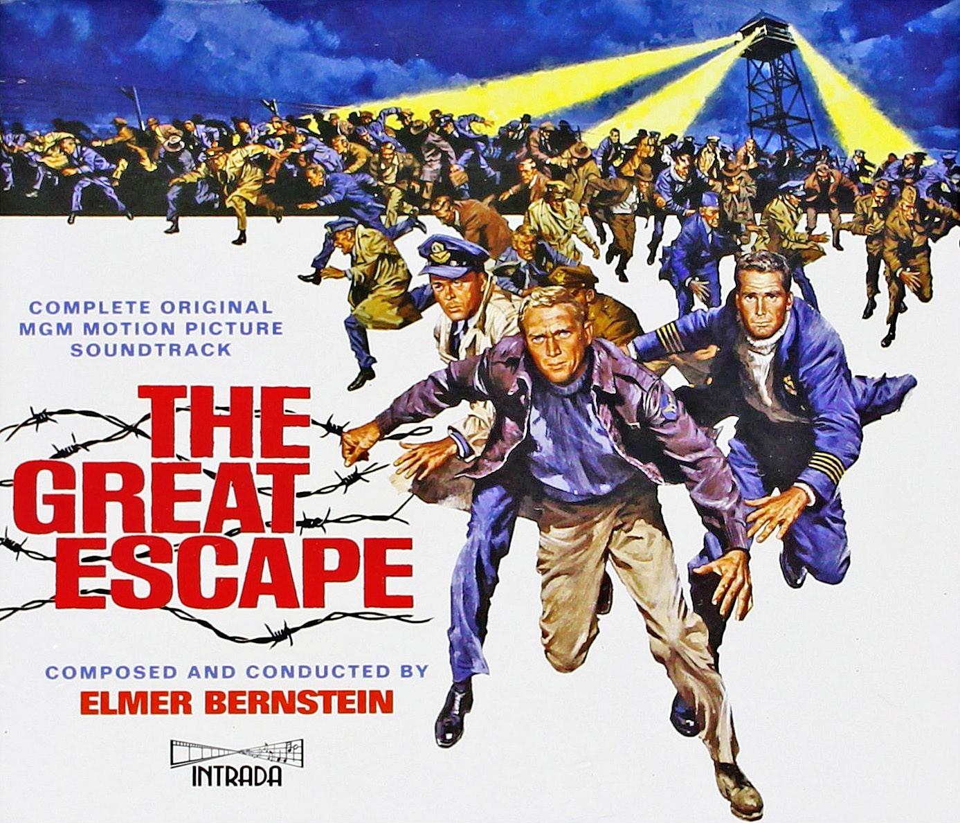 The Great Escape - cuộc đào tẩu khỏi nhà tù của phát xít Đức