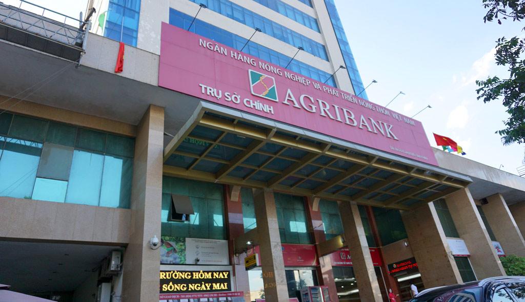 Agribank nằm trong Top ngân hàng thương mại lớn nhất Việt Nam