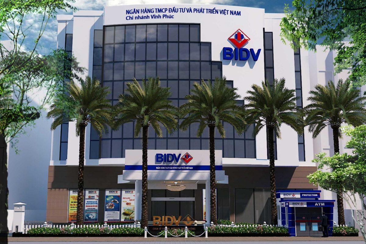 BIDV một trong những ngân hàng thương mại lớn nhất Việt Nam