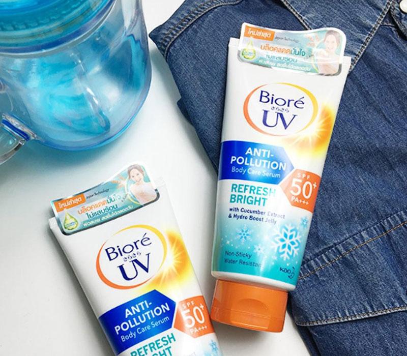 Sản phẩm không chỉ có chức năng dưỡng ẩm cho da thiếu nước và cùng với Công nghệ Anti-Pollution, còn có thể bảo vệ da hiệu quả trước những tác hại từ ánh nắng và ô nhiễm từ môi trường xung quanh