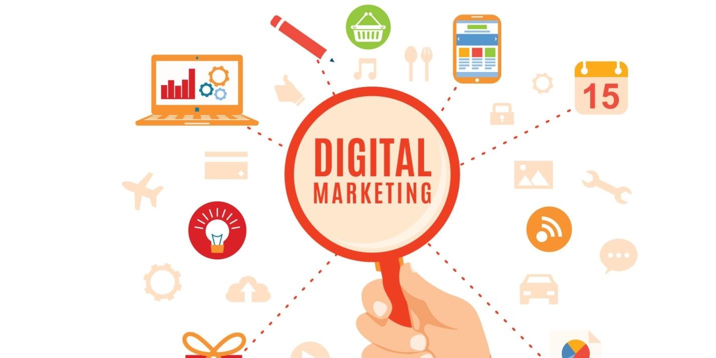Digital Marketing công việc ngày càng phát triển