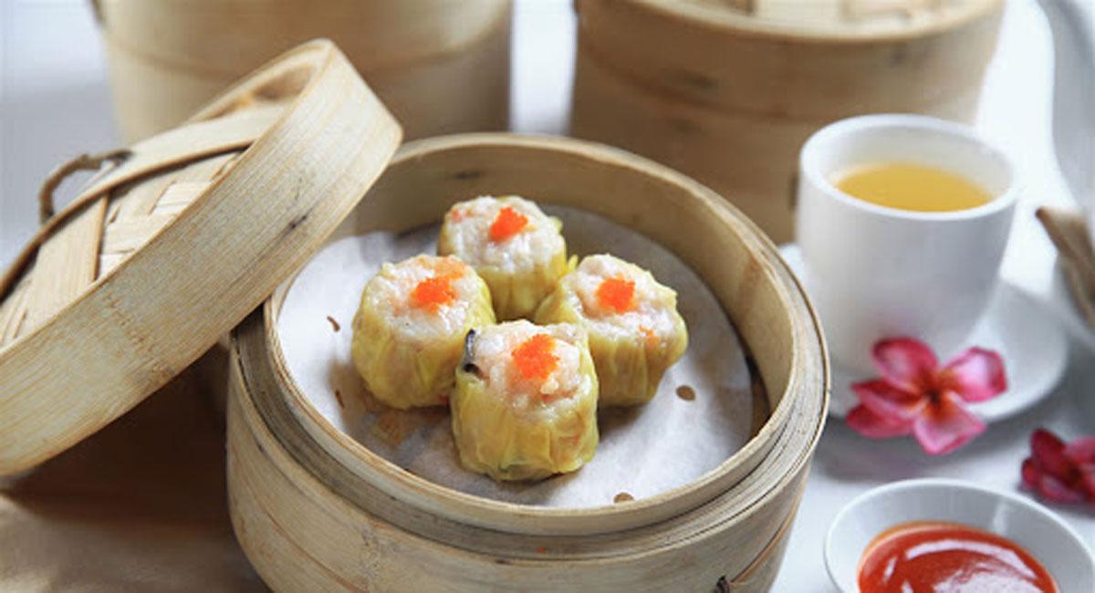 món ăn Dim Sum truyền thống lâu đời từ các triều đại vua chúa xa xưa.