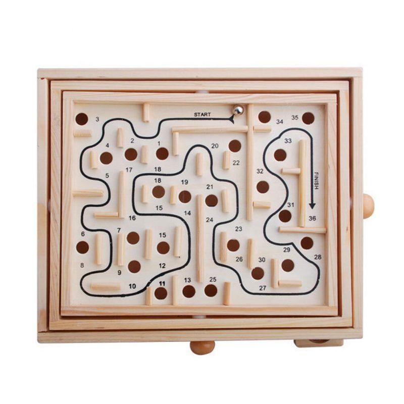 Đồ chơi giải đố giúp trẻ phát triển tư duy thông minh, logic