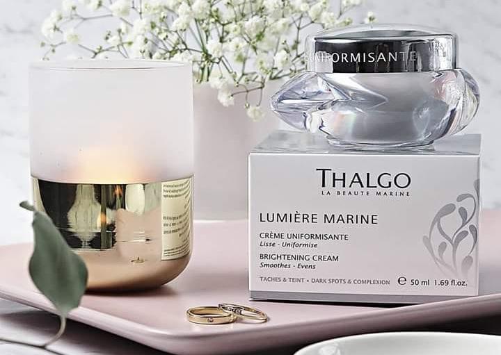 Kem dưỡng trắng Thalgo