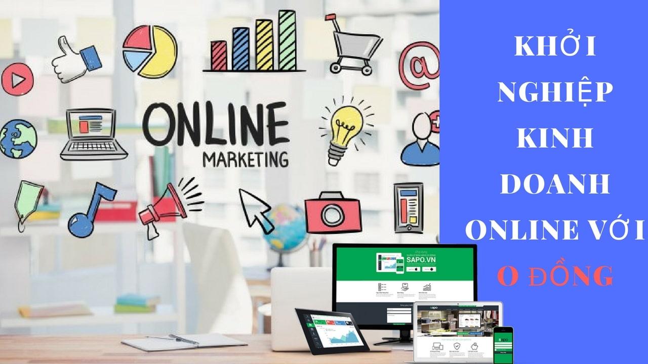 Kinh doanh online - công việc được nhiều bạn trẻ theo đuổi
