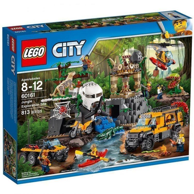 Bộ đồ chơi lắp ráp Lego City cho bé từ 7 tuổi trở lên