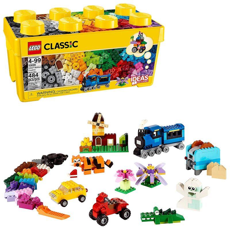 Lego Classic cho các bé trên 3 tuổi