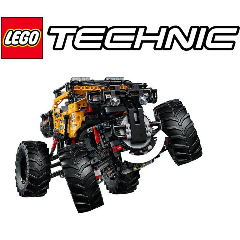 Lego Technic - dòng lego kỹ thuật đỉnh cao dành cho trẻ em đúng như tên gọi của nó