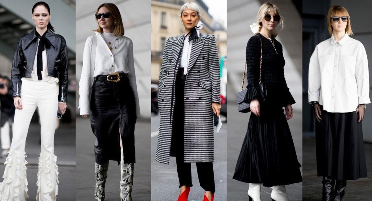mọi người dân Trung Quốc đều rất kiêng kỵ trong việc lựa chọn trang phục chỉ có hai màu đơn sắc trắng đen kết hợp