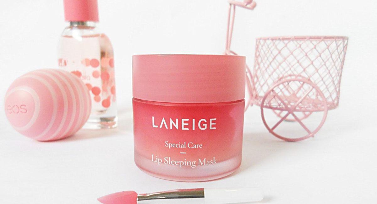 Mặt Nạ Ngủ Dưỡng Môi Laneige Lip Sleeping Mask là dòng sản phẩm của thương hiệu Laneige của Hàn Quốc có thiết kế chất son dưỡng có dạng mặt nạ mới lạ