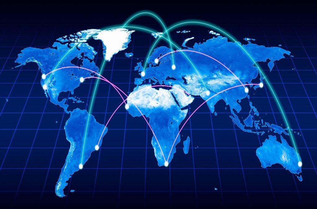 Toàn cầu hóa là một xu hướng tất yếu không nghệ nghịch chuyển. (Nguồn: Internet)