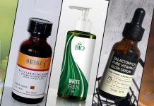 Serum dưỡng trắng da an toàn
