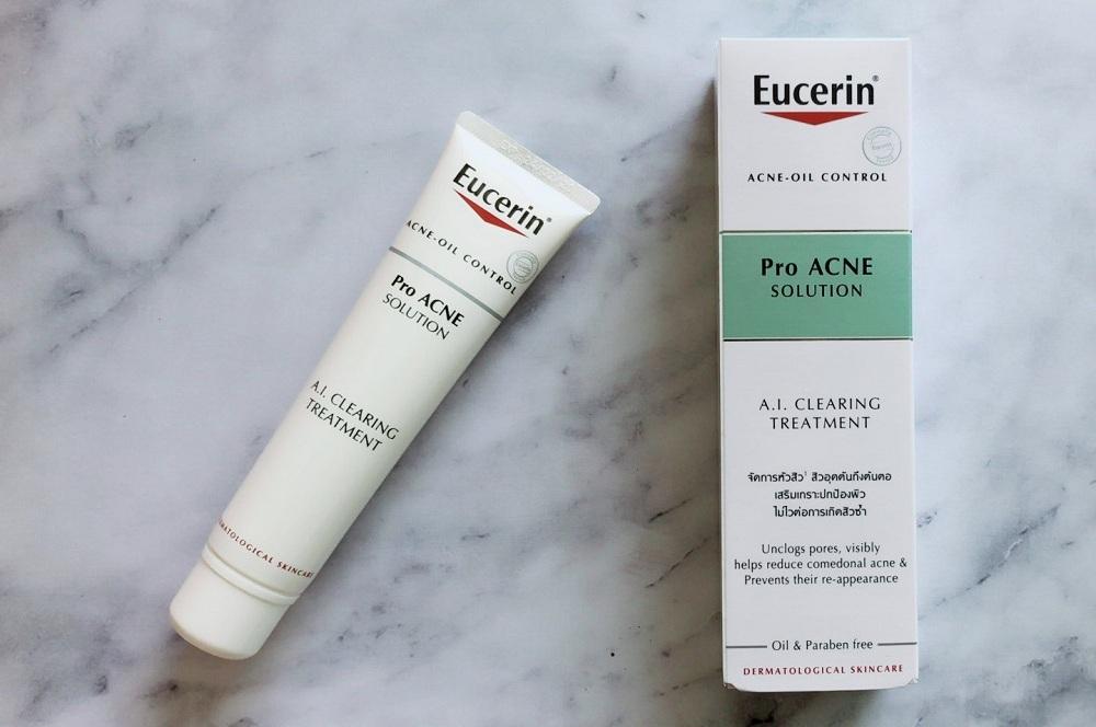 Serum trị mụn Eucerin