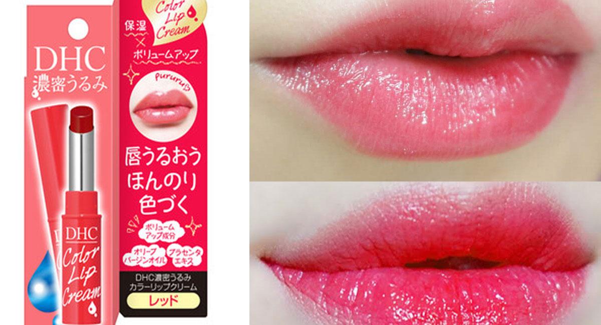 Son dưỡng môi DHC Lip Cream thuộc dòng mỹ phẩm dưỡng môi từ thương hiệu của Nhật Bản, sở hữu vẻ ngoài khá đơn giản nhưng vẫn không kém phần sang chảnh.
