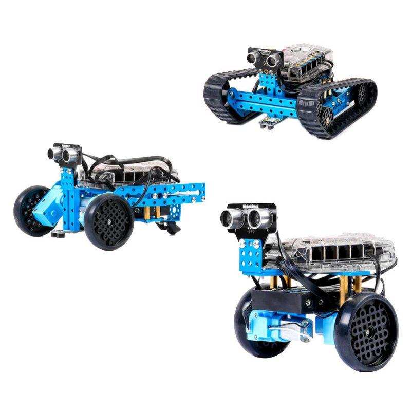 Robot giáo dục stem - mBot Ranger