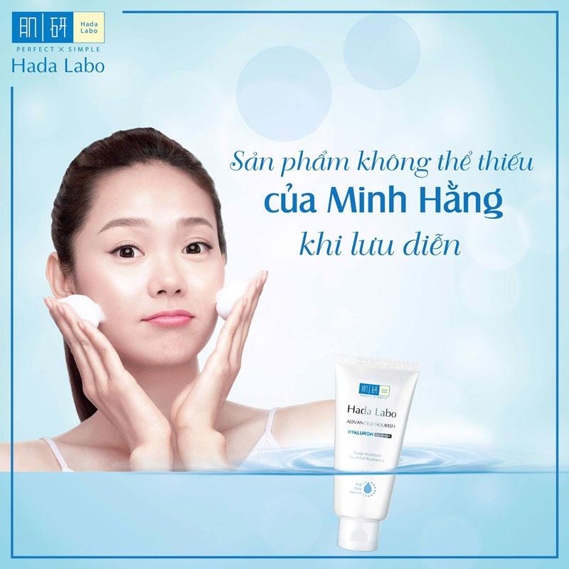 HA (Hyaluronic acid) nổi bật với 1 gram HA sẽ có khả năng đặc biệt là ngậm hàng triệu phân tử nước, do đó tạo màng dưỡng ẩm bảo vệ da tối ưu.