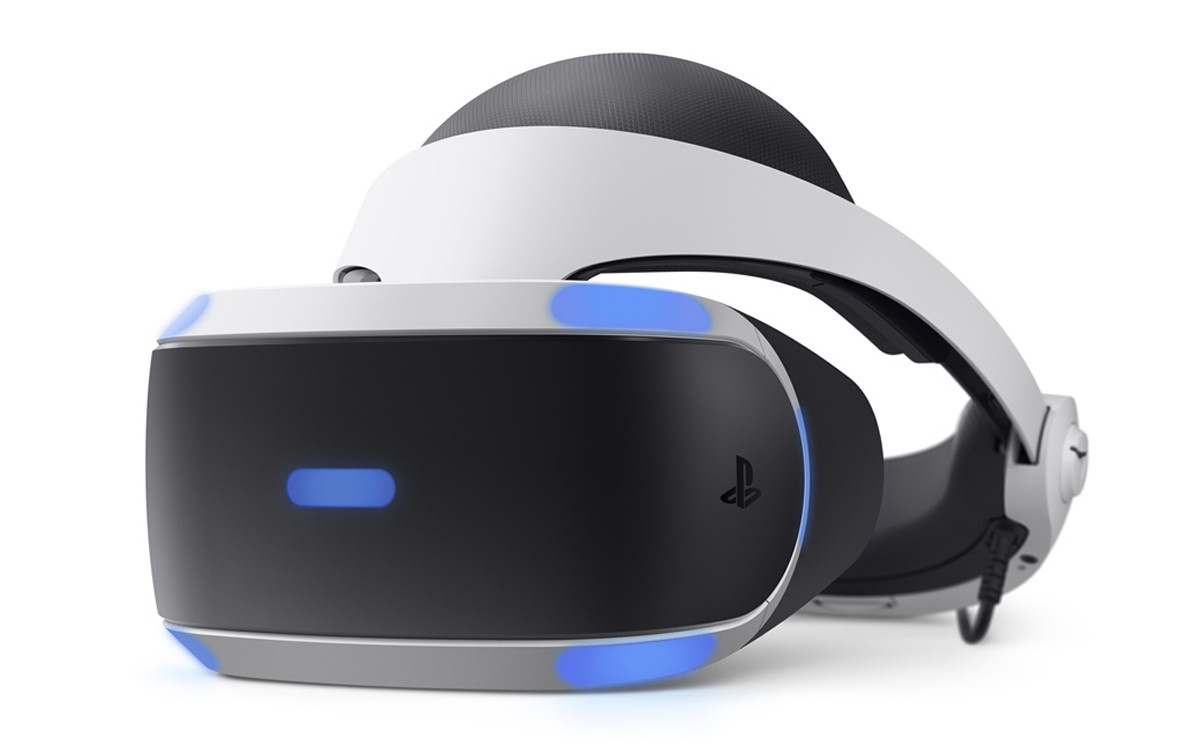 Sony PlayStation VR thích hợp cho chơi game