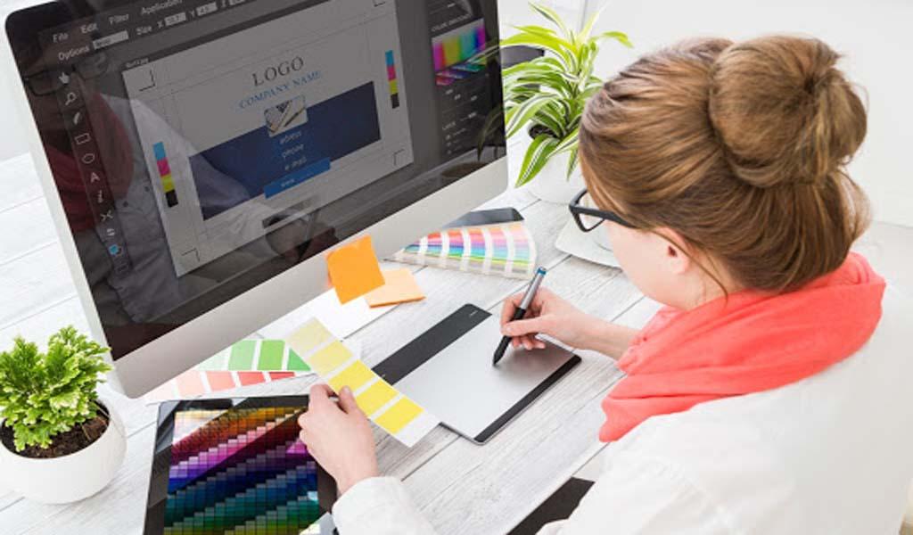 Thiết kế đồ họa công việc tại nhà có mức thu nhập cao