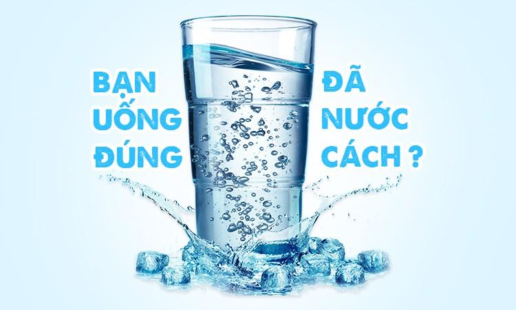 Uống nước đúng cách để chăm sóc da và sức khỏe ⋆ TopReview.vn