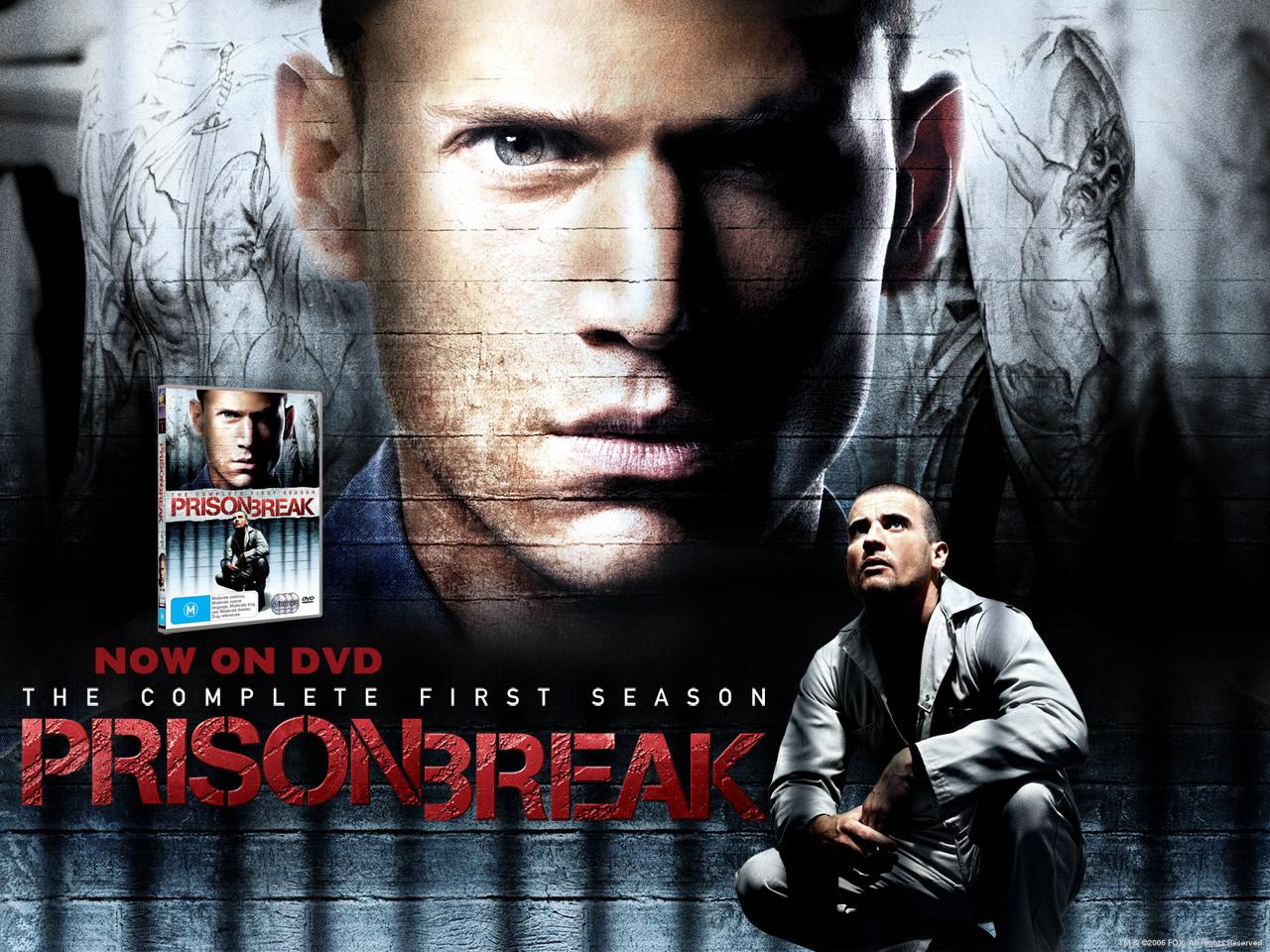 Prison Break - phim vượt ngục ăn khách
